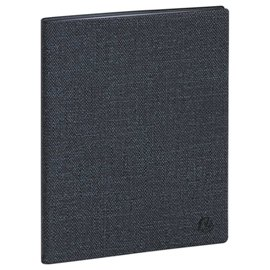 Agenda semainier de bureau J/D EXA Tailor 18,5x22,5 cm - bordeaux photo du produit